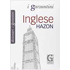 Libri GARZANTI - DIZIONARIO INGLESE HAZON