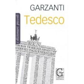 Libri GARZANTI - DIZIONARIO TEDESCO
