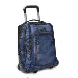 A&F 16 - TRIANGLE - TROLLEY - one wheel BLU