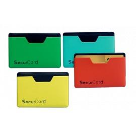 Porta Carta Magnetica PEGASUS SecurCard