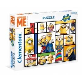 Giochi PUZZLE - 1000 - MINIONS 3