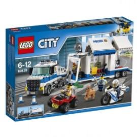 Giochi LEGO City - 60139 - CENTRO DI COMANDO MOBILE