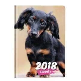 Agende 2019 -serie 205- 11x16,5 Sestina - Sweety