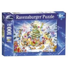 Giochi PUZZLE - 100 XXL - CHRISTMAS DISNEY