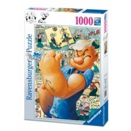 Giochi PUZZLE - 1000 - POPEYE A FUMETTI
