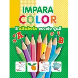 Libri EDICART - IMPARA COLOR. ALFABETO