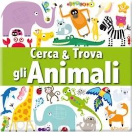 Libri EDICART - CERCA E TROVA GLI ANIMALI