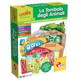 Giochi CAROTINA TOMBOLA DEGLI ANIMALI