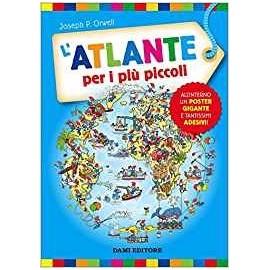 Libri DAMI EDITORE - ATLANTE PER PICCOLI