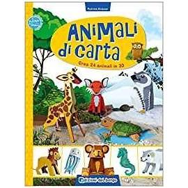 Libri EDIZIONE DEL BORGO - ANIMALI DI CARTA