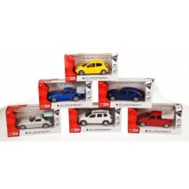 Giochi AUTO EUROPEAN COLLECTION 1:43