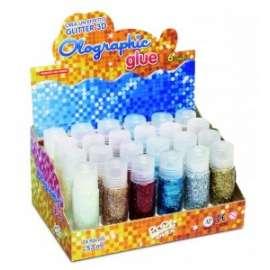 Colla Glitter Glue Olografica