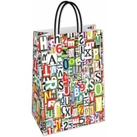Shopper Carta 21x26x8 MENPHIS conf.10pz