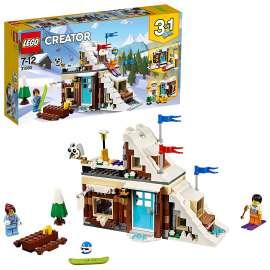 Giochi LEGO Creator - 31080 - VACANZA INVERNALE