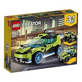 Giochi LEGO Creator - 31074 - AUTO DA RALLY ROCKET