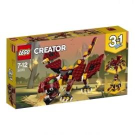 Giochi LEGO Creator - 31073 - CREATURE MITICHE