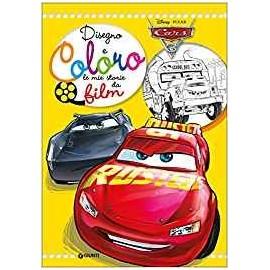 Libri WALT DISNEY - CARS. DISEGNO E COLORO
