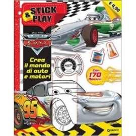 Libri WALT DISNEY - STICK & PLAY. CARS