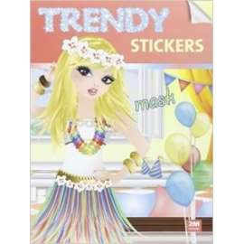 Libri 2M - TRENDY MODEL STICKERS MASK