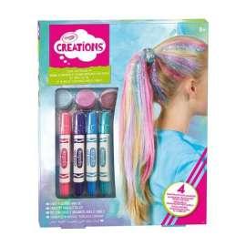 Crayola - CAPELLI GLITTER CREATIONS