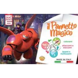 Magic Sticky BIG HERO PANNETTO MAGICO