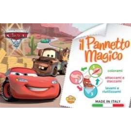 Magic Sticky CARS PANNETTO MAGICO