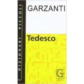 Libri GARZANTI - I PICCOLI DIZIONARI. TEDESCO