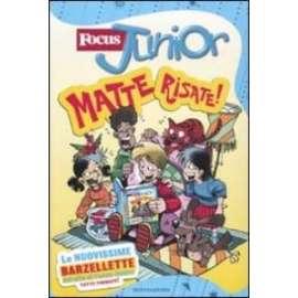 Libri MONDADORI - FOCUS JR MATTE RISATE! - AA.VV.