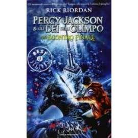 Libri MONDADORI - PERCY JACKSON E GLI DEI DELLOLIMPO 5/LO SCONTRO FINALE