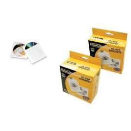 Buste bianche in carta per CD
