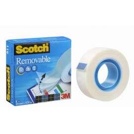 Nastro adesivo Scotch® Magic™ 811 rimovibile