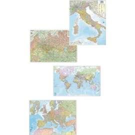 Carte Geografiche murali