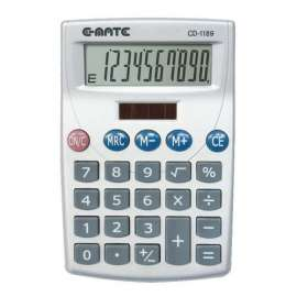 Calcolatrice Tascabile CD-1189