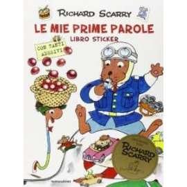 Libri MONDADORI - MIE PRIME PAROLE. CON ADESIVI (LE) - SCARRY RICHARD
