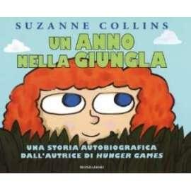 Libri MONDADORI - ANNO NELLA GIUNGLA - COLLINS SUZANNE
