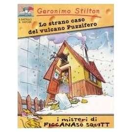Libri PIEMME - STRANO CASO DEL VULCANO PUZZIFERO (LO) - STILTON GERONIMO