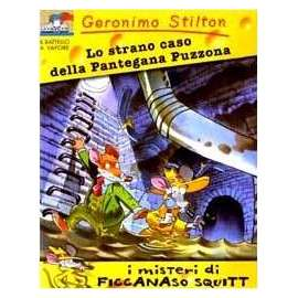Libri PIEMME - STRANO CASO DELLA PANTEGANA PUZZONA (LO) - STILTON GERONIMO