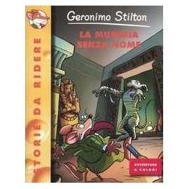 Libri PIEMME - MUMMIA SENZA NOME (LA) - STILTON GERONIMO