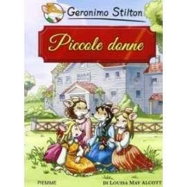 Libri PIEMME - PICCOLE DONNE - STILTON GERONIMO