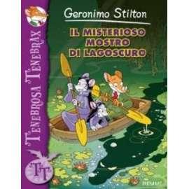 Libri PIEMME - MISTERIOSO MOSTRO DI LAGOSCURO (IL) - STILTON GERONIMO
