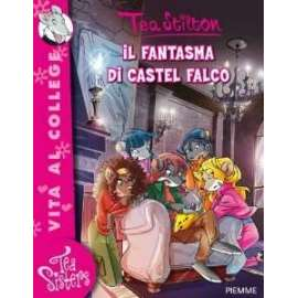 Libri PIEMME - FANTASMA DI CASTEL FALCO (IL) - STILTON TEA