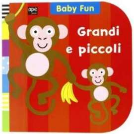 Libri APE JUNIOR - GRANDI E PICCOLI