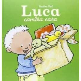 Libri CLAVIS - LUCA CAMBIA CASA - OUD PAULINE