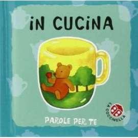 Libri LA COCCINELLA - IN CUCINA. PAROLE PER TE - CLIMA GABRIELE