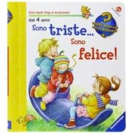 Libri LA COCCINELLA - SONO TRISTE SONO FELICE
