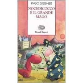 Libri EINAUDI - NOCEDICOCCO E IL GRANDE MAGO - SIGNER