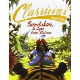 Libri EDIZIONI EL - CLASSICINI. SANDOKAN