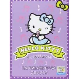 LIBRI PIEMME - PRINCIPESSA POP. HELLO KITTY