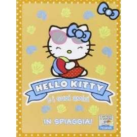 LIBRI PIEMME - IN SPIAGGIA! HELLO KITTY E I SUOI AMICI