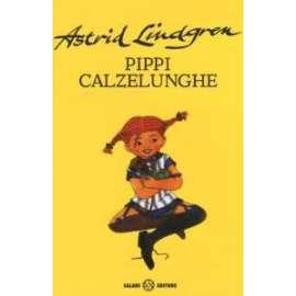 Libri SALANI - PIPPI CALZELUNGHE - LINDGREN ASTRID